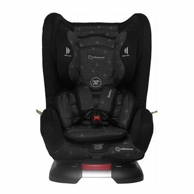 InfaSecure Quattro Treo Convertible Car Seat Ebony