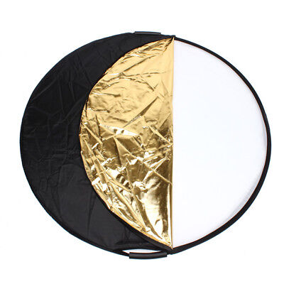 5 In 1 Handheld Multi Collapsible Photograph Studio Light Reflector