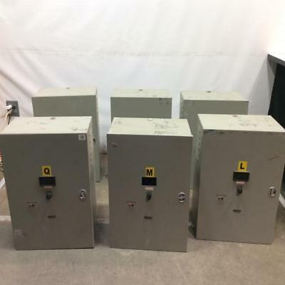 Staco Energy Products Stepper Voltage Regulator 095-1728 (Lot of 6)