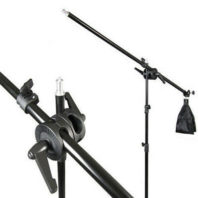Phototography Crossbar Arm Light Stand Sandbag Kit For Studio Photo 75CM-135CM