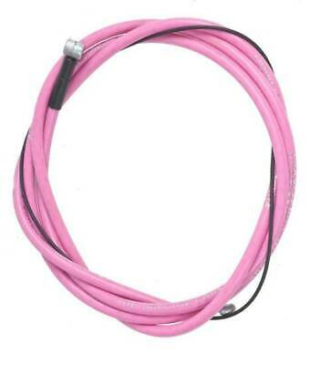 The Shadow Conspiracy Linear Brake Cable - Pink BMX Brake Cable.