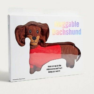 Dachshund Dog 100% Natural 12 Inch Heat Pack – Cold Pack