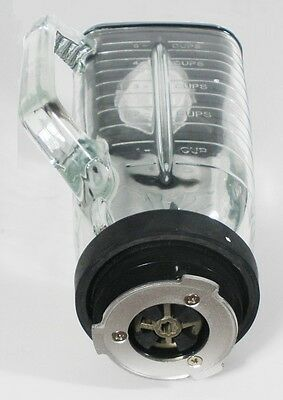 Glass Blender replaces Nutone 272: FITS Power Units 250,251 & TCC Kitchen Center