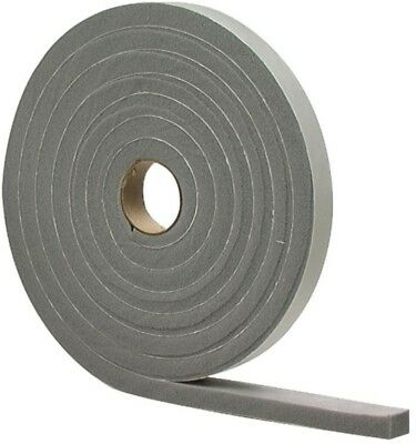 M-D Building Products Weatherstrip Tape 1/2 in. x 17 ft. PVC Foam Door Seal