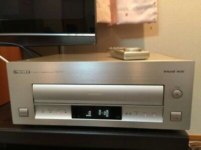 Pioneer HLD X9 LaserDisc player for parts or repair