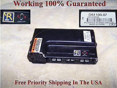 Permobil,Quickie (Others) Power Wheelchair RNet PG Drives Control Module D51109