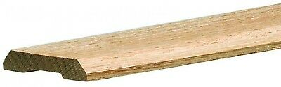 Frost King Interior Door Threshold E/O 5 in. x 1/2 in. Wood Oak Extra Wide