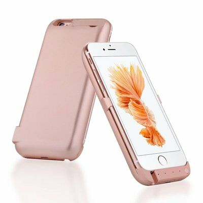 10000mAh Rechargeable Power Bank Backup Battery External Case For iPhone 6 6S