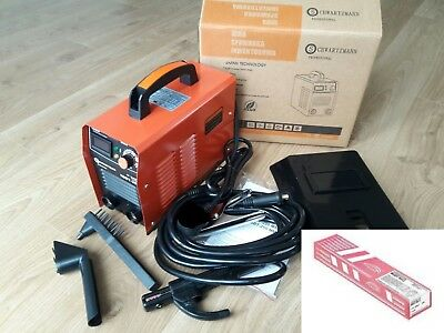 Welding Inverter Welder by Schwartzmann JAPAN Tech IGBT MMA ARC+2.5kg ELECTRODES