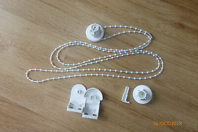 25mm Roller Blind Heavy Duty Side Winder Chain Click Type Kit For Repairs