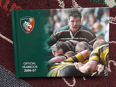 Leicester Tigers Official Yearbook 2006-07 - Rugby Union Hb Book