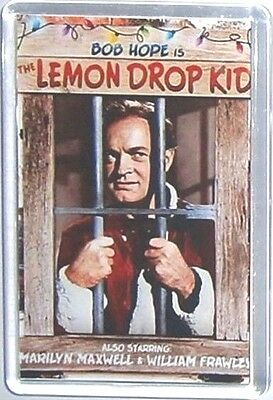 The Lemon Drop Kid Bob Hope Marilyn Maxwell movie poster Fridge Magnet & Keyring