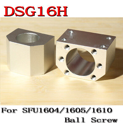 Ballscrew Nut Housing Seat Mount Bracket Holder For CNC SFU1605,1604 SFU1610