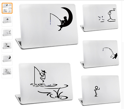Stickers Vinyl Decal for Apple MacBook Air Pro 11 12 13 15  - Sticker Laptop