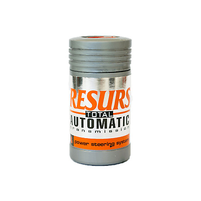 RESURS TOTAL Automatic Transmission & Power Steering System wear Protection