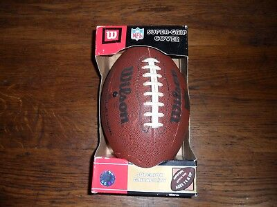 American Football  Wilson   Super - Grip Cover mit OGV