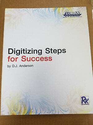 Floriani Digitizing Steps For Success  D.j. Anderson Book