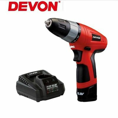 DEVON ® 5241 DC 12V Multi-functional Electronic Drill Rechargeable Power Screwdr