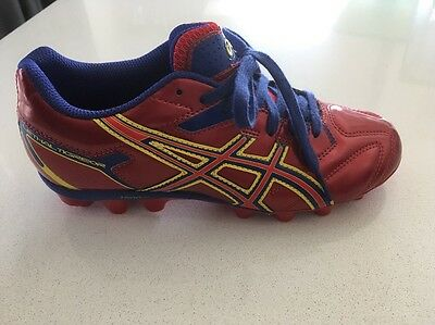 ASICS Soccer Football Boots Shoes LETHAL TIGREOR SPEVIA  NEW Euro36 US4 22.5cm