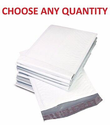 "#0 6x10 POLY BUBBLE MAILERS SHIPPING MAILING PADDED BAGS ENVELOPES 6"" x 9"""