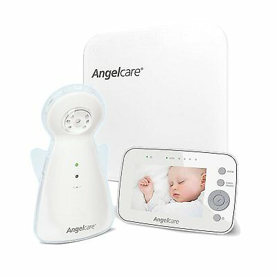 Angelcare AC1300 Digital Video, Movement and Sound Baby Monitor.