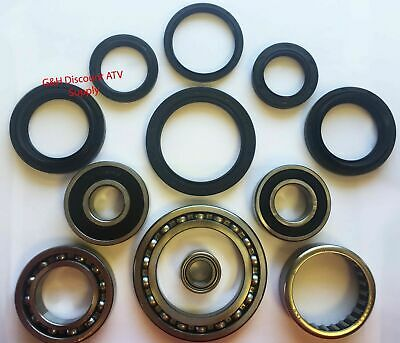 Moose Differential Bearing and Seal Kit Rear Yamaha Big Bear 400//Grizzly 350