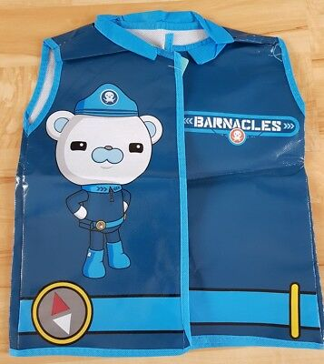Octonauts Blue Barnacles Vest Dress Up Costume Accessory Halloween