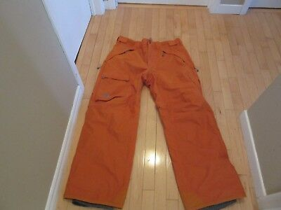 Nwot The North Face Hyvent Ski Snow Board Pants Men Size Xl