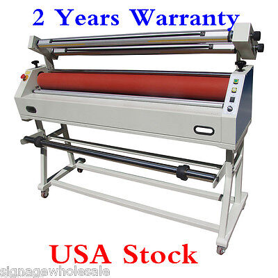 "USA Stock!! 110V BEST 63"" Semi-auto Master Mounting Wide Format Cold Laminator"