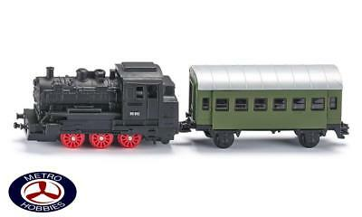 Siku 1/120 Steam Engine with Carriage SI1657 Brand New