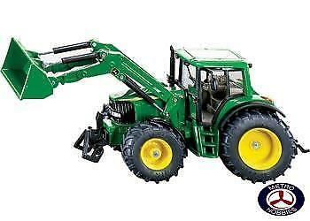 Siku 1/32 John Deere with Front Loader SI3652 Brand New