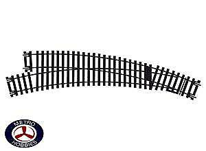 Hornby OO Left Hand Curved Point HOR-R8074 Brand New