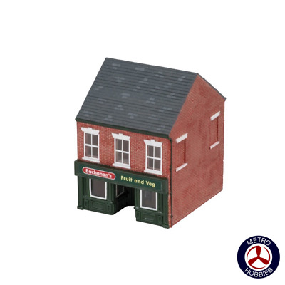 Hornby OO Skaledale The Greengrocers Shop HOR-R9847 Brand New