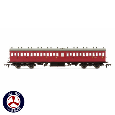 Hornby OO BR 58ft Maunsell Rebuilt (Ex-LSWR 48ft) Nine Compartment Third Class C