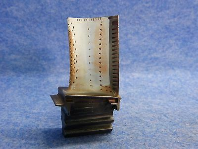 Scrap High Nickel Engine Turbine Blades only for collectors/art
