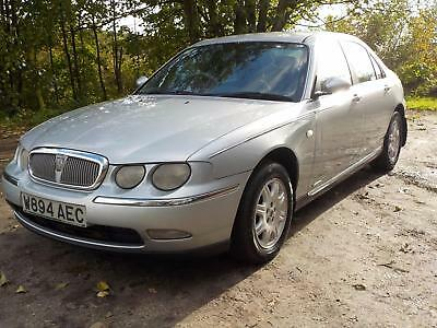 Rover 75 2.0 CDT 1950cc Classic SE,SILVER,DIESEL,MANUAL,125000 MILES