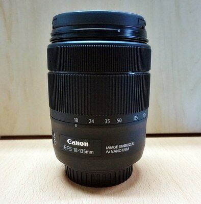 Canon EF-S 18-135mm f/3.5-5.6 IS NANO USM Bulk packing
