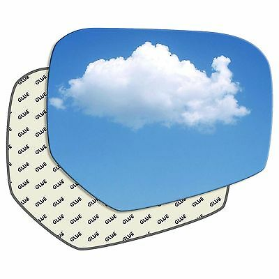 Right driver off side wing mirror glass Mitsubishi Grandis 2004 - 2010 233RS