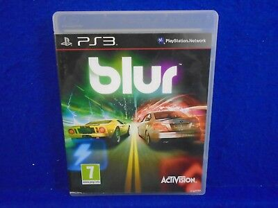 ps3 BLUR Powered-Up Racing Game REGION FREE Pal English