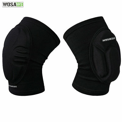 1PC Elastic Sports Knee Pads Breathable Cycling Skating Tactical Protective