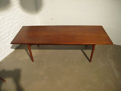 Table de salon - coffee table -Grete Jalk  Scandinave danish design vintage