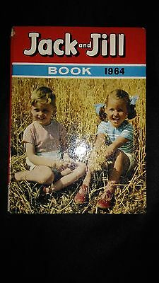 Jack And Jill Book 1964 Vintage Annual