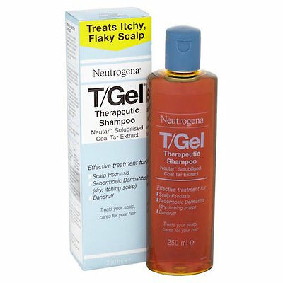 Neutrogena T/Gel Therapeutic Shampoo 250ml