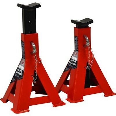 SCA Car Stands, Pin - 3000kg