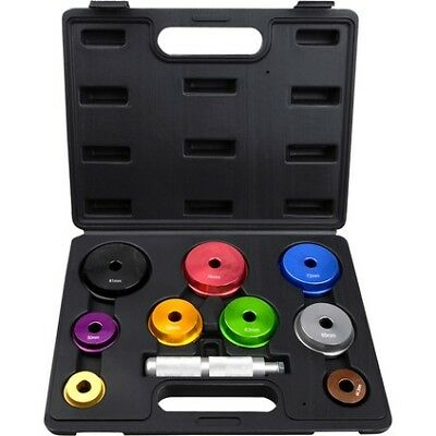 ToolPro Bearing Race and Seal Driver Kit - 10 Piece
