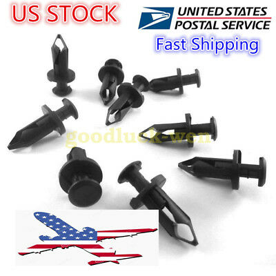 LOT OF 200X PLASTIC FENDER RIVETS CLIPS CAN-AM Replacement 293150089 ATV UTV
