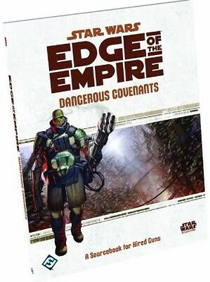 Star Wars Edge Of The Empire RPG: Dangerous Cove