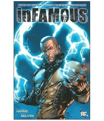 inFAMOUS TP - Based on PlayStation Game, # 1 - 6 Collection - DC Comics - Harms