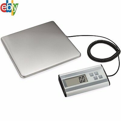 Digital Weigh 440lb Heavy Duty Digital Metal Industry Shipping Postal Scale