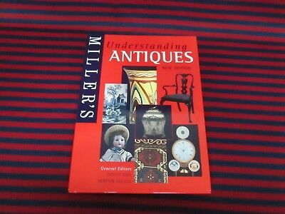 Millers Understanding Antiques New Edition 1989  Book Hard Copy